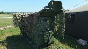 Mobile Tactical Hybrid Generators INTRACOM DEFENSE