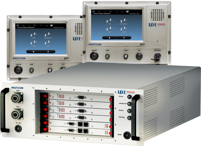 NAUTiCON – Naval Unified Tactical IP Communication Network