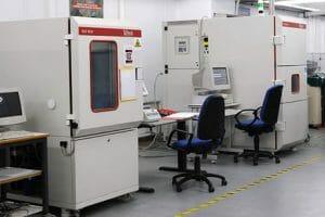 INTRACOM DEFENSE Environmental Test Laboratory
